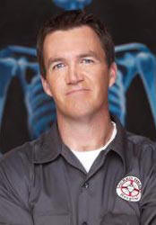 Neil Flynn as Rusty Spotts